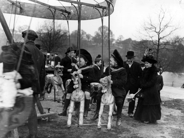 A Brief History Of Carousel Rides