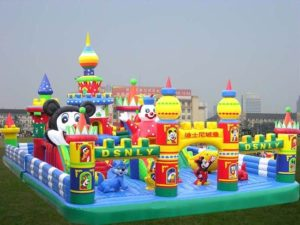 The Advantages Of A Cheap Bounce House For Your Business