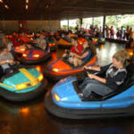 A Dominate Amusement Park Ride – Bumper Cars