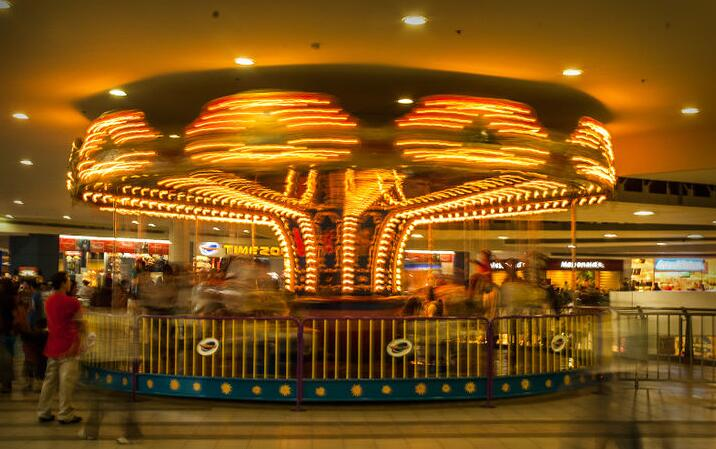 A Few Tips For Finding Quality Merry-Go-Rounds For Your Park