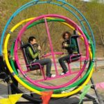 A Unique Carnival Ride – The Human Gyroscope