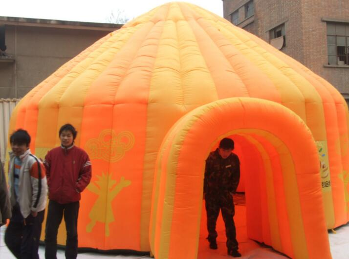 All About The Different Inflatable Tent Manufacturers