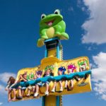 All The Kids Love The Frog Hopper Ride