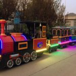 All You Need To Know About Building A Trackless Train