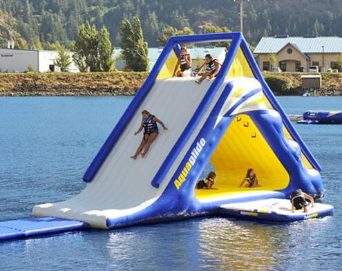 All You Need To Know About Purchasing The Ideal Inflatable Water Slide For Adults