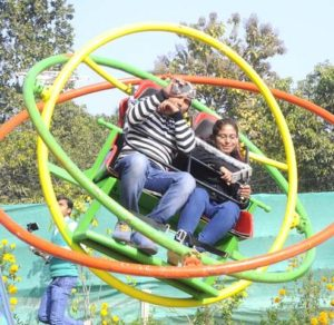 All You Need To Know About The Human Gyroscope Amusement Park Ride