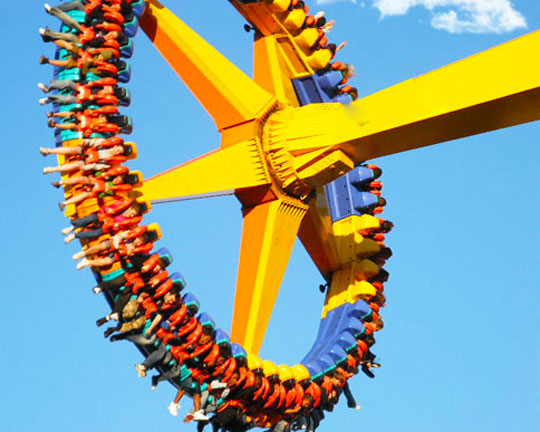Amusement Ride Manufacturers That Operate Near You
