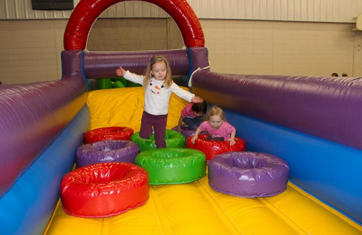 An Inflatable Obstacle Course Can Step Your Business Up