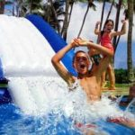 Benefits Of A Commercial Grade Inflatable Water Slide