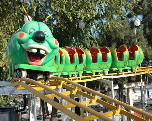 Here's The Key Benefits Of A Kids Mini Roller Coaster Ride