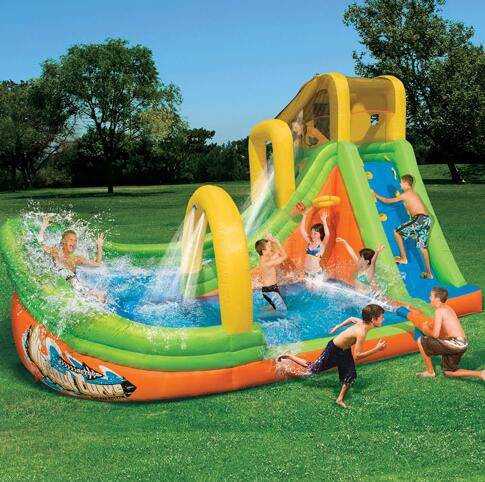 Benefits Of Inflatable Water Slip And Slide Premium