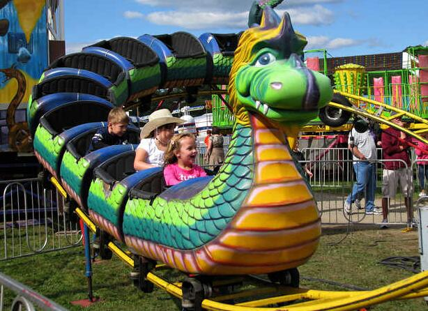 Best Reasons For A Dragon Wagon Roller Coaster