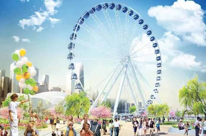 Big Ferris Wheels For Amusement Parks - What To Look For