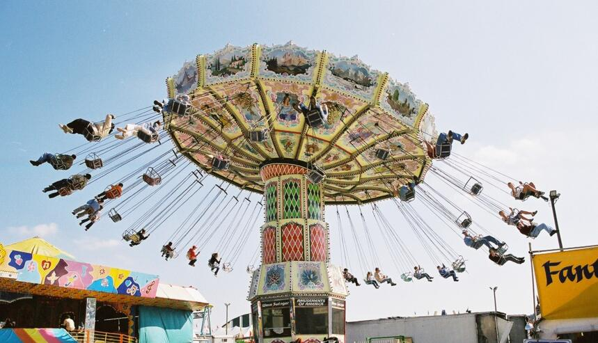 Both New And Pre-Owned Fun Fair Rides For Sale