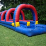 Building An Inflatable Slip And Slide For Adults