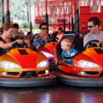 Bumper Cars Continue To Flourish At Amusement Parks