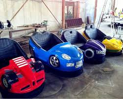 Bumper Cars Manufacturer - How To Find Them