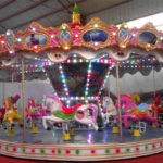 Buy A Carousel Horse From A Ride Manufacturer