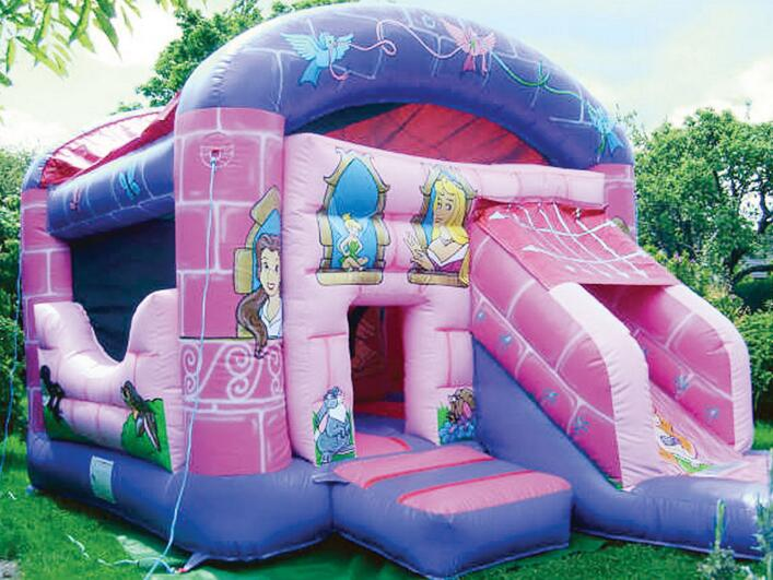 Buying Commercial Grade Bouncing Houses
