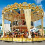 Carousel Equipment In The Theme Park – Why This Can Be A Big Attraction