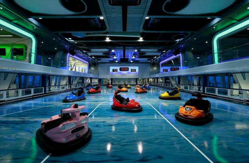 Choosing a Facility for Indoor Bumper Cars