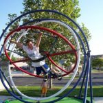 Different Source Of Fun – The Human Gyroscope Ride