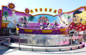 Popular Disco Tagada Ride