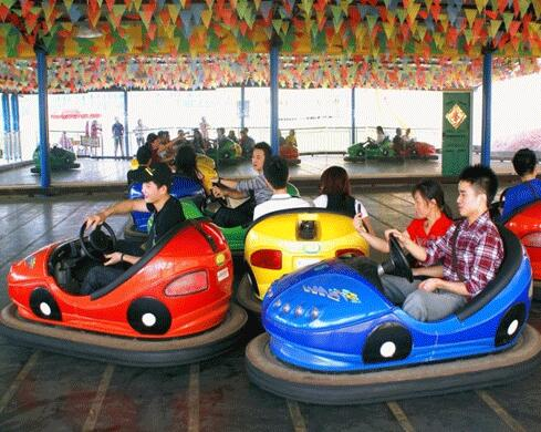 Electric Bumper Type Cars