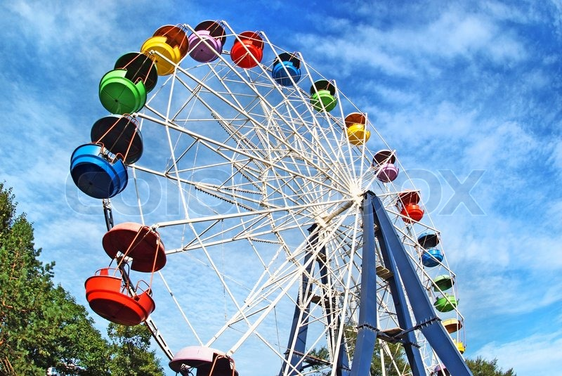 Why Get A Small Ferris Wheel Ride?