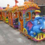 Find Amusement Train Rides For Kids Of Different Ages