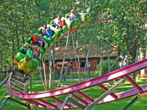 Find And Buy The Best Small Roller Coaster For Your Amusement Park