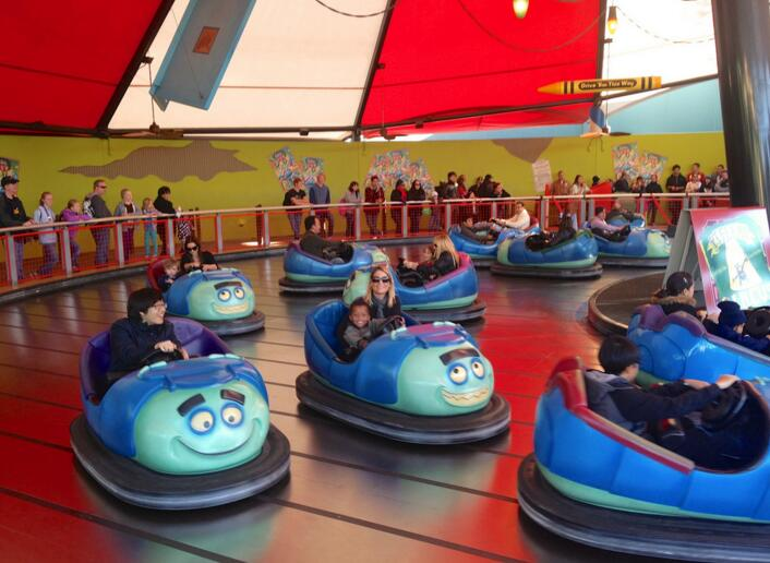Find And Buy The Most Fantastic Electric Bumper Cars For Sale