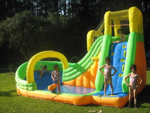 Finding A Commercial Grade Inflatable Water Slide For Sale