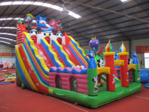 Get A Bounce House Cheap For Your Carnival Or Fundraiser