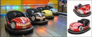 Great Electric Bumper Cars For Sale