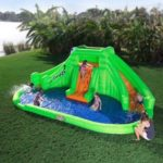 Guidelines When Choosing A Backyard Inflatable Water Slide