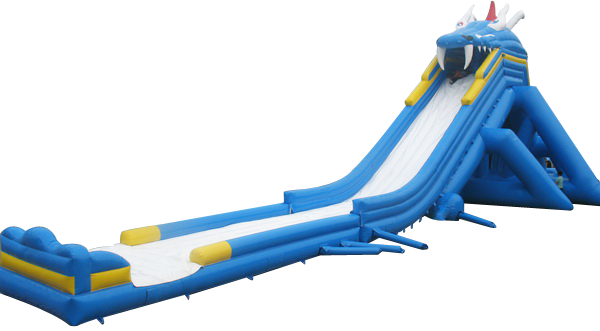 Hours Of Fun With A Bounce House Water Slide Combo