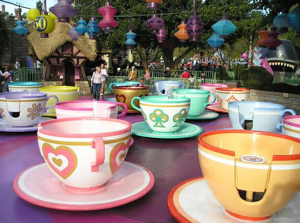 How To Choose A Tea Cup Ride - Your Ultimate Guide