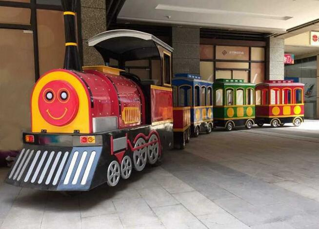 How To Plan Out A Mall Train Company