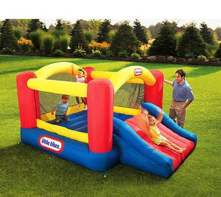 How to Enjoy the Bounce House with Slide
