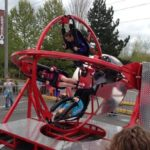 Human Gyroscope Ride – Ride A Aerotrim Today