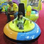 Inflatable Bumper Cars – A Growing Popular Item