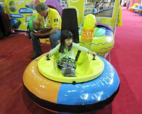 Inflatable Bumper Cars - A Growing Popular Item