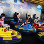 Inflatable Bumper Cars Make a Great Party Addition