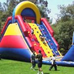 Inflatable Obstacle Courses For Children And Adults