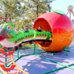 Information On The Dragon Wagon Ride And Caterpillar Roller Coaster