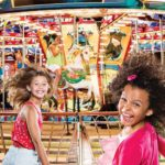 Kids On The Carousel: Three Ways To Keep Them Safe