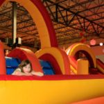 Locate Indoor Bounce Houses For Children In The Winter