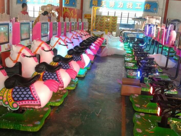 Maximizing Profits - The Most Popular Coin Operated Kiddies Rides