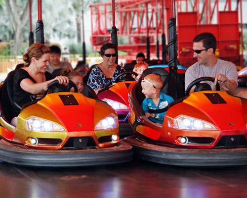 Overviews Of Bumper Car Manufacturing Companies In Existence Today